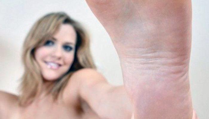piedi sexy da leccare